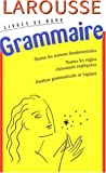 img - for grammaire book / textbook / text book