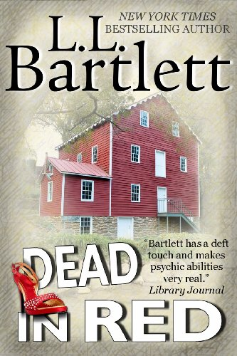 Dead In Red (The Jeff Resnick Mysteries)