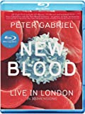 Peter Gabriel – New Blood / Live in London [3D Blu-ray]
