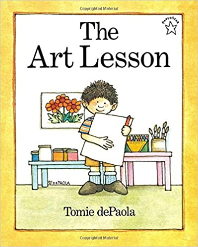 Using Tomie dePaola trade books in the classroom
