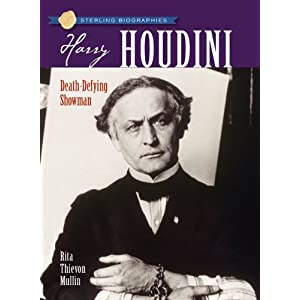a short biography of harry houdini Learn all about legendary magician harry houdini in this nonfiction reading worksheet guided lessons learning resources teaching tools in this short biography, kids can get nonfiction reading practice, then answer some response questions about houdini's incredible life.