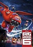 映画 ディズニー ベイマックス ポスター 約90x60cm Big Hero 6 【並行輸入品】