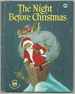 night before christmas pdf illustrated