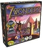 Asmodee - SEVFR01 - Jeu de stratégie - 7 Wonders