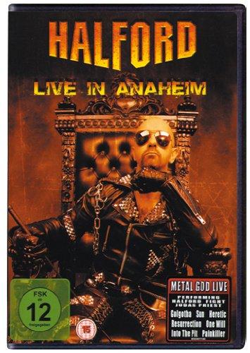 Halford - Live In Anaheim - Dvd