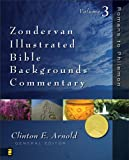 img - for Romans to Philemon: Volume Three (Zondervan Illustrated Bible Backgrounds Commentary) book / textbook / text book
