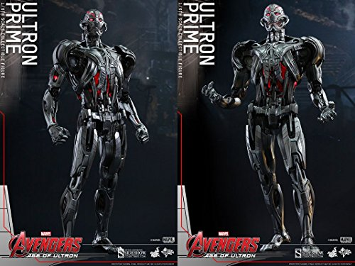 Ultron Prime Sixth Scale Figure by Hot Toys (Avengers Age Of Ultron Hot Toys compare prices)