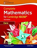 Core Mathematics for Cambridge IGSCE