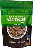 Earnest Eats Vegan Hot Cereal with Superfood Grains, Quinoa, Oats and Amaranth, Asia Blend, 12.6 oz.