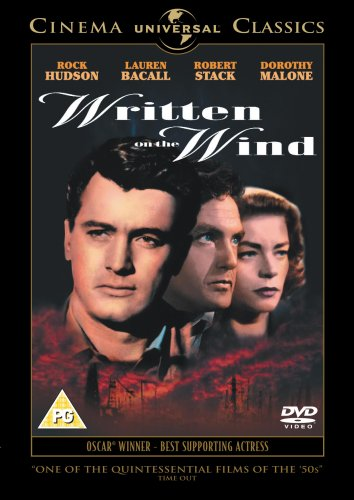 Written On The Wind [DVD]