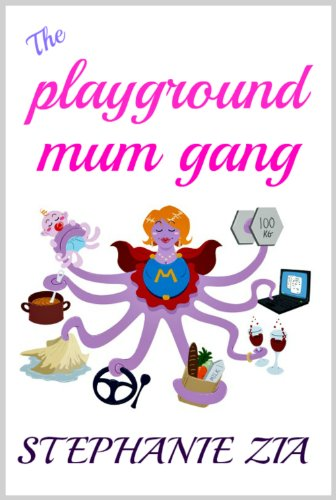 The Playground Mum Gang