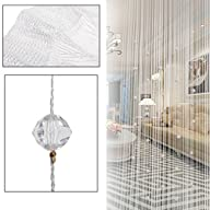 Beaded String Curtain, Sanheshun Bead…