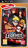 Cheapest Naruto Shippuden Legends Akatsuki Rising (Essentials) on PSP