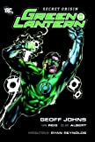 Geoff Johns Green Lantern Secret Origin HC New Ed