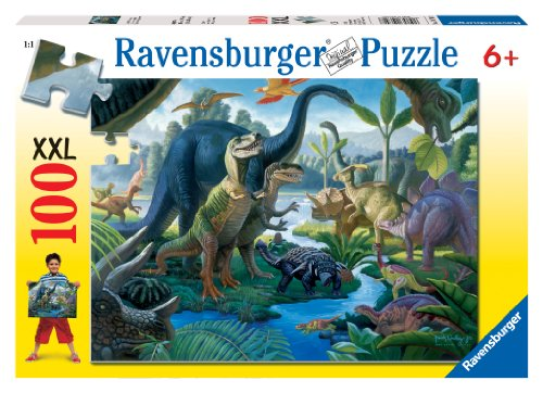 513Er5pV1FL Buy  Ravensburger Land of The Giants   100 Piece Puzzle
