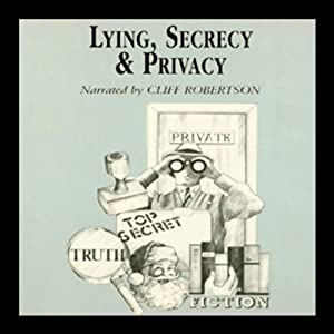 Lying, Secrecy, and Privacy | [Dr. Mary Mahowald]