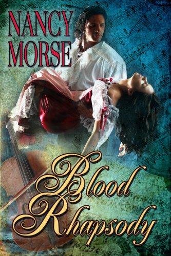 E-book - Blood Rhapsody by Nancy Morse