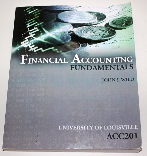 Financial Accounting Fundamentals (University of Louisville)