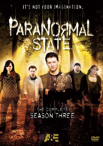 Paranormal State: Complete Season Three [DVD] [Region 1] [US Import] [NTSC]