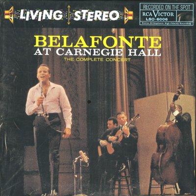 Bellafonte at Carnegie Hall [Analog]