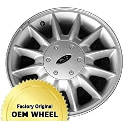 FORD CONTOUR 15X6.5 12 SPOKE Factory Oem Wheel Rim- SILVER – Remanufactured
