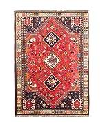 Navaei & Co. Alfombra Persian Kaskai Rojo/Multicolor 244 x 160 cm