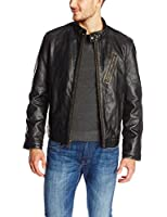 Marc New York by Andrew Marc Men's Radford Distressed-Leather Jacket