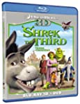 Shrek The Third   3D/DVD Combo [Blu-r...