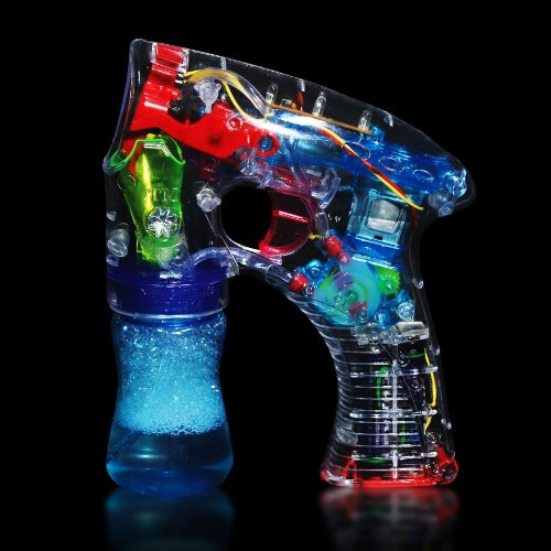 Flash Bubble Gun