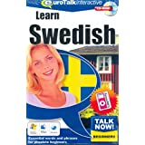 Talk Now! Learn Swedish: CD-ROM.: Essential Words and Phrases for Absolute Beginnersby Eurotalk Ltd