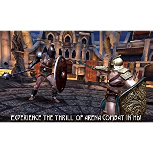 Become A Virtual Gladiator in Blood & Glory – For Free!