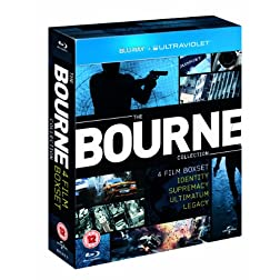 Bourne Collection [Blu-ray]