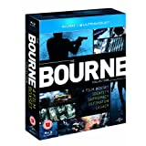 cheap bourne collection blu ray