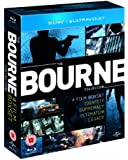 The Bourne Collection [Blu-ray] [Region Free]