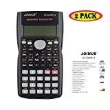 2 Pack J-so 0001 Scientific Calculator,Money-Back Guarantee