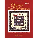 Quilting Your Memories: Inspirations for Designing with Image Transfers ~ Sandy Bonsib
