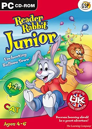 Reader Rabbit Junior