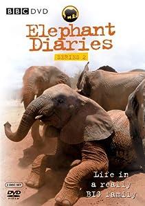 Elephant Diaries - Series 2 [DVD]