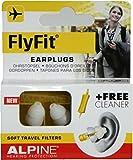 アルパイン FlyFit 飛行機用耳栓 クリーナー付 [並行輸入品]