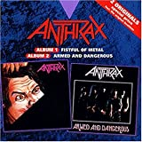 """Fistful of Metal/Armed and Dangerousvon """"Anthrax"""""""