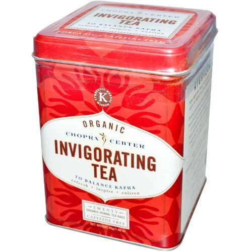 Harney & Sons Chopra Center Organic Invigorating Tea