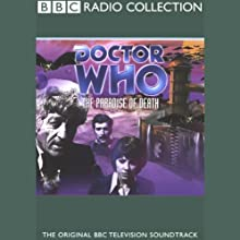 Doctor Who: Paradise of Death  by Barry Letts Narrated by Jon Pertwee, full cast