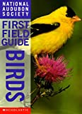 Birds (National Audubon Society First Field Guides) (0590054821) by Scott Weindensaul