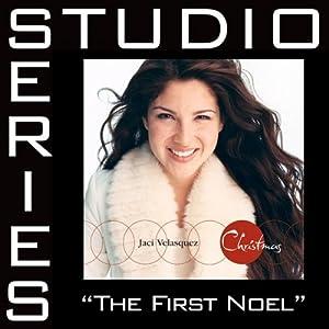 Jaci Velasquez -  The First Noel (Studio Series)