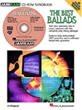 The Best Ballads: JamRam CD-ROM Songbook (079359359X) by Various Artists