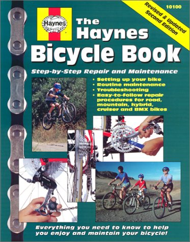 The Bicycle Manual Book (Haynes Automotive Repair Manual Series)