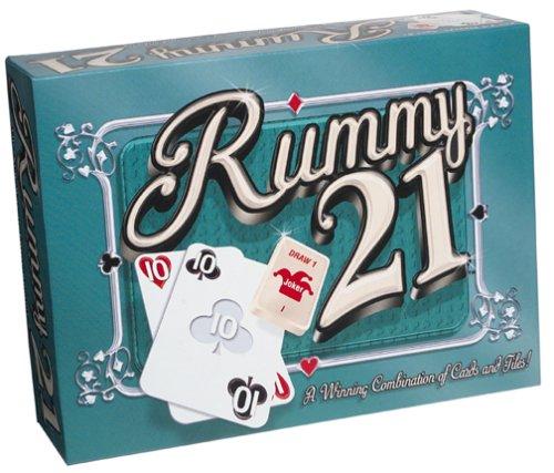 Imagen de Rummy 21 Partido