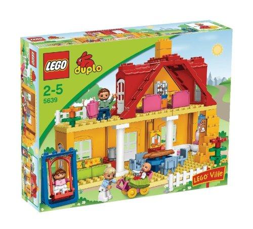 レゴ デュプロ ファミリーハウス 5639