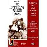 Mozart / Zubin Mehta / Vienna Phil – The Abduction From Seraglio [Reino Unido] [DVD]