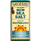 Alessi Fine Sea Salt, 24-Ounce (Pack of 6)